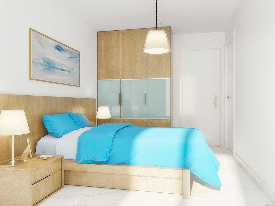 Dormitorio Natura Pinet