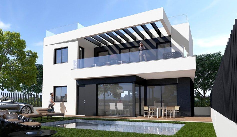 Exterior Villamartín 10