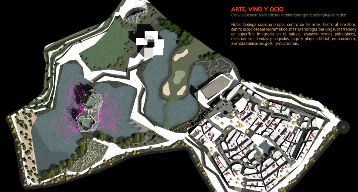 Mapa Viñarte